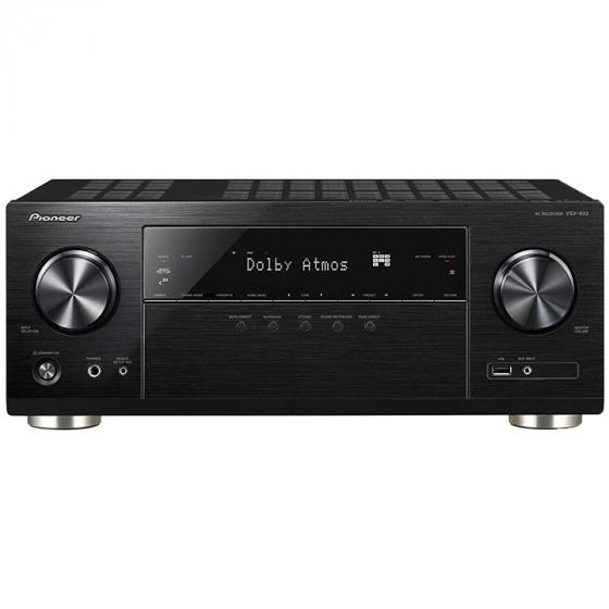 Pioneer VSX-932 7.2 AV Receiver with Wi-Fi and Bluetooth - Black