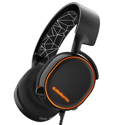 SteelSeries Arctis 5 RGB Illumination Gaming Headset