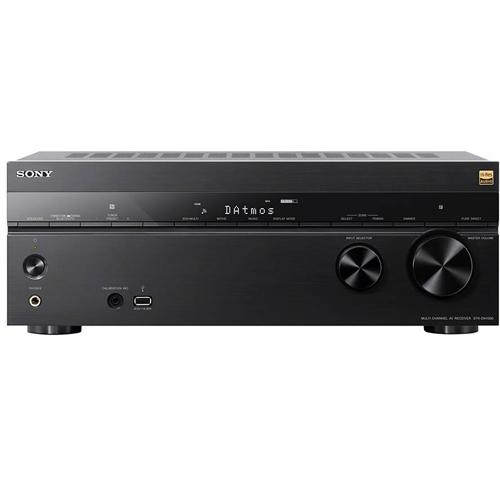 Sony STR-DN1080 7.2 Channel 4K UHD AV Receiver with Dolby Atmos and Multi-Room