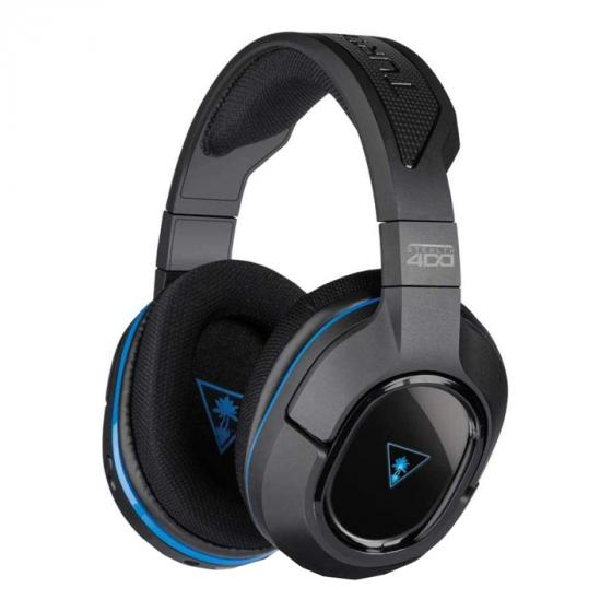 Turtle Beach Stealth 400 Premium Fully Wireless Playstation 4, Playstation 3 and Mobile Gaming Headset