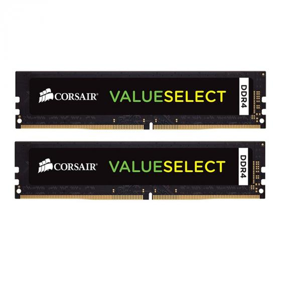 Corsair Value Select 16 GB (1 x 16 GB) DDR4 2133 MHz CL15 Mainstream Desktop Memory Module - Black