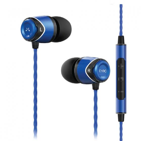 SoundMAGIC E10C Noise Isolating In-Ear Headphones