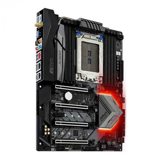 ASRock X399 Professional Gaming ATX AMD Motherboard