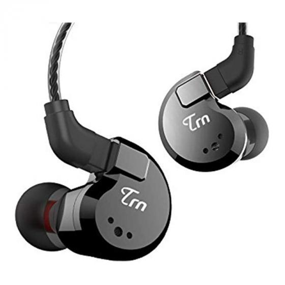 TRN V80 Quad Driver Hybrid In-ear Earphones