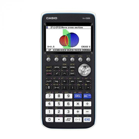 Casio FX-CG50-S-UH Graphic Calculator