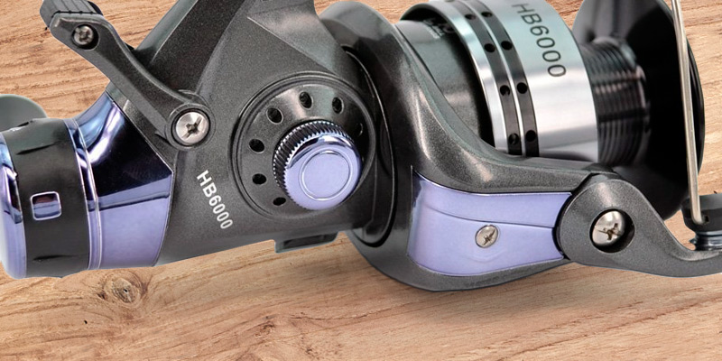 Review of Hirisi Tackle HB4000 Carp Fishing Reel Spinning Free Runner with Free Extra Spool