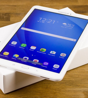 Review of Samsung Galaxy Tab A Tablet