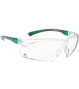 NoCry 506UG Safety Glasses with Clear Anti Fog Scratch Resistant Wrap-Around Lenses