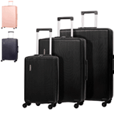 "5 Cities 3 Piece 21""/25""/29"" Luggage Set"
