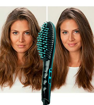 Review of Apalus HC001 Fast Natural Straight Hair Styling Brush