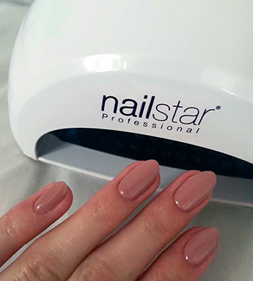 Review of NailStar NS-02W-UK LED Nail Dryer