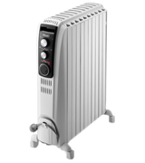 Delonghi TRD4 1025T Oil Filled Radiator with Timer