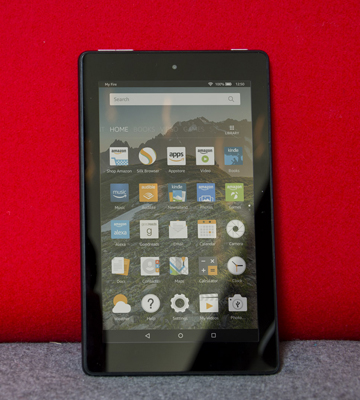 Review of Fire HD 10.1 Tablet with Alexa Hands-Free, 1080p Display, 32GB