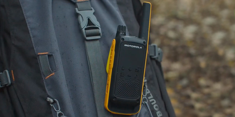 Review of Motorola Talkabout T82 Extreme PMR446 Walkie Talkie