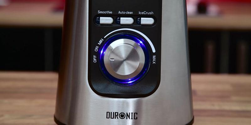 Review of Duronic BL1200 Smoothie Maker Blender