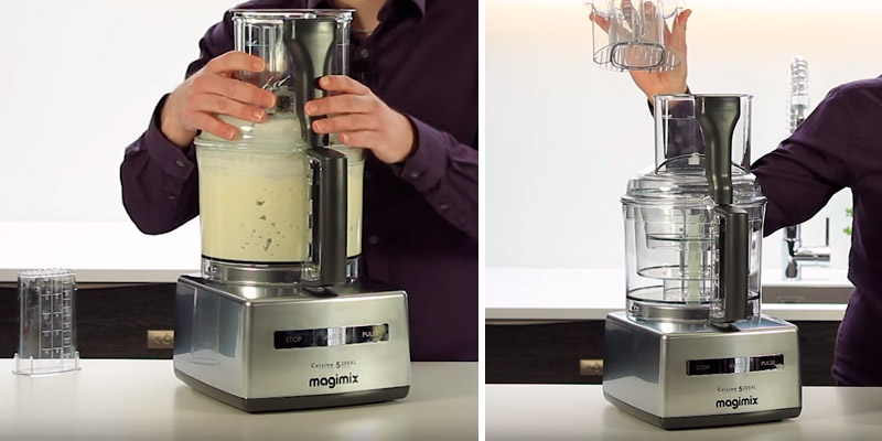 Review of Magimix 5200XL Food Processor - Satin