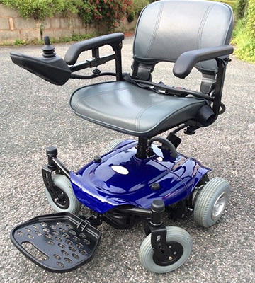Review of Betterlife at Lloydspharmacy Capricorn Electric Travel Wheelchair