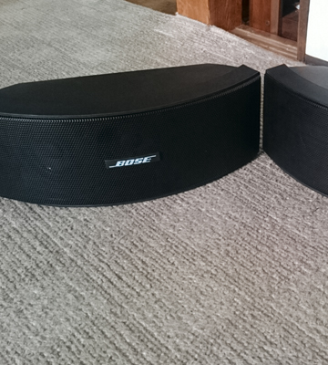 Review of Bose 151