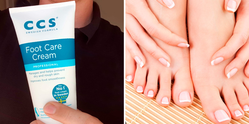 Review of CCS Professional Foot Care Cream