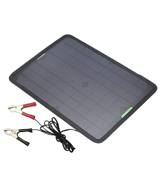 ALLPOWERS AP-SP-009-BLA 18V 12V 10W Portable Solar Panel Battery Charger