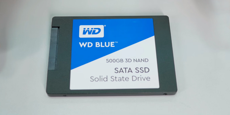 Review of Western Digital Blue (WDS500G2B0A)