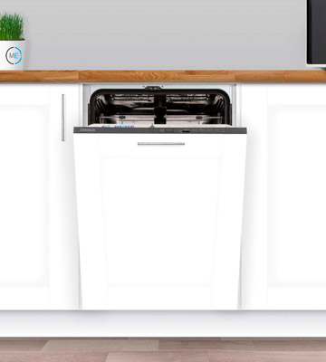 Review of Zanussi ZDV12004FA 9 Place Slimline Fully Integrated Dishwasher