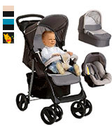 Hauck Shopper SLX Trio Travel System