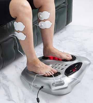 Review of PureMate PM605 Electromagnetic Foot Circulation Massager
