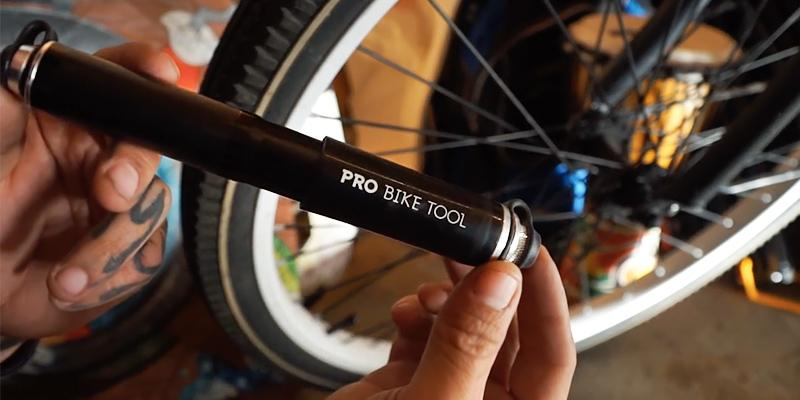Review of Pro Bike Tool Mini Bike Pump