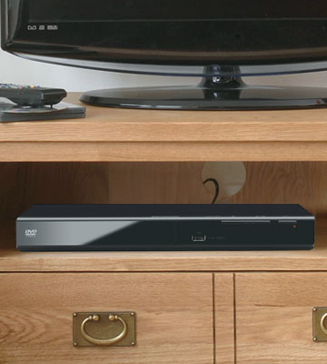 Review of Panasonic DVD-S500EB-K Multi-format playback - Xvid compatible