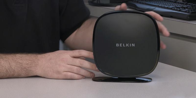 Review of Belkin N600 Wireless Dual-Band DSL Router