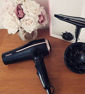 Review of BaByliss 2100W Curl Dry Hair Dryer