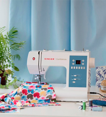 Review of SINGER Confidence 7465 Sewing Machine