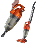 VonHaus 07/200 Upright Stick & Handheld Vacuum Cleaner