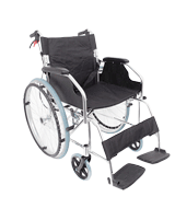 Angel Mobility AMW1863SP Ultra lightweight Folding Wheelchair