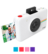 Polaroid Snap Instant Digital Camera wih ZINK Zero Ink Printing Technology