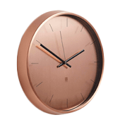 Umbra 1004385-880 Meta Wall Clock Copper