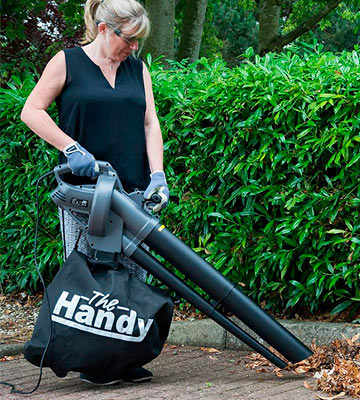 Review of Handy THEV2600 Leaf Vacuum