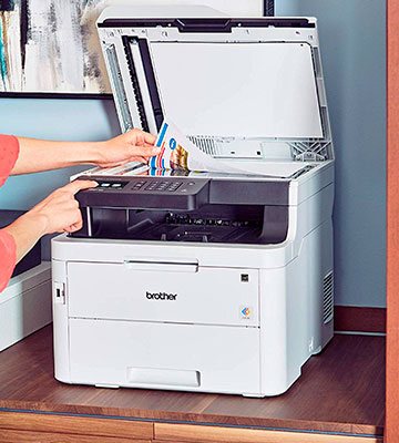 Review of Brother MFC-L3750CDW Wireless Multifunction Colour Laser Printer