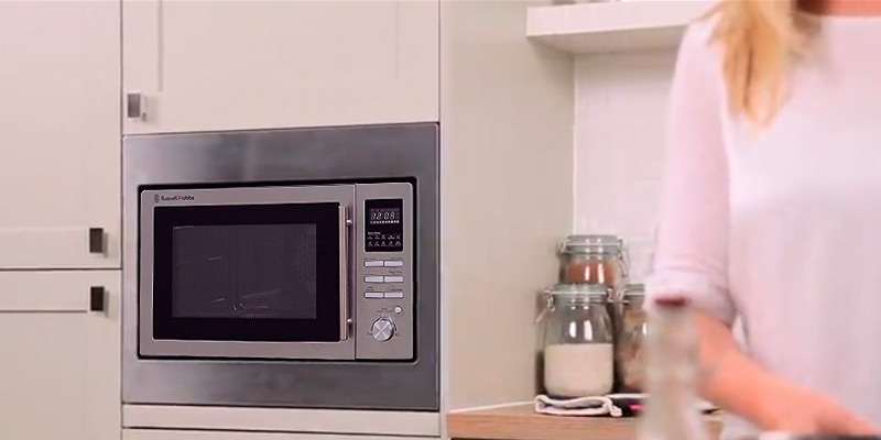 Review of Russell Hobbs RHBM2503 Built In Digital Combination Microwave
