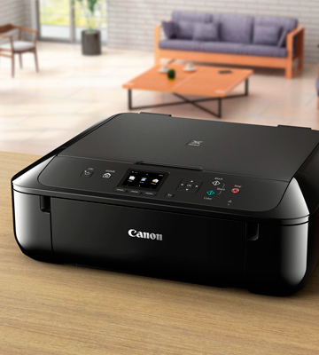 Review of Canon PIXMA MG5750 All-in-One Printer
