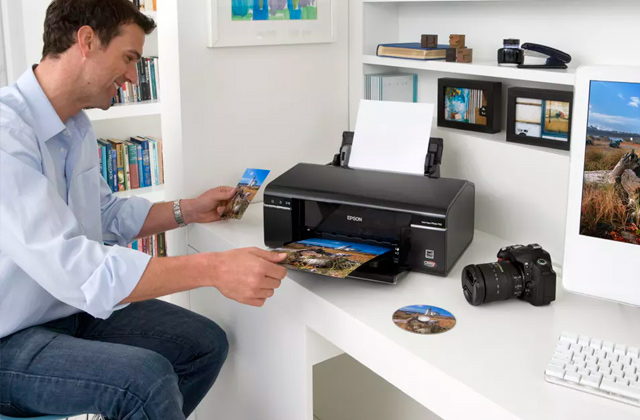 Comparison of CD & DVD Printers
