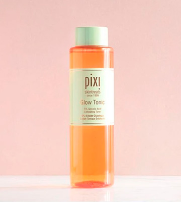 Review of Pixi 250ml Glow Tonic With Aloe Vera & Ginseng