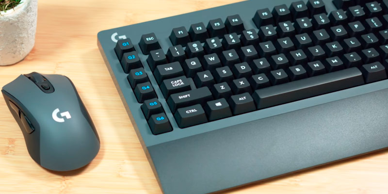 Detailed review of Logitech G613 Wireless Gaming Keyboard