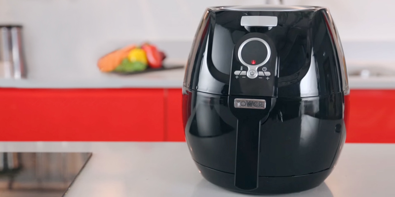 Review of Tower T14004 Low Fat Rapid Air Fryer