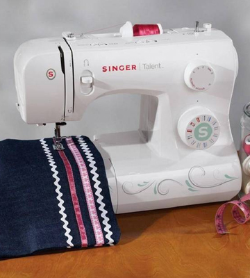 Review of SINGER 3321 Talent Sewing Machine