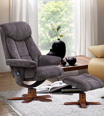 Review of Morris Living Exmouth Recliner Massage Chair & Footstool