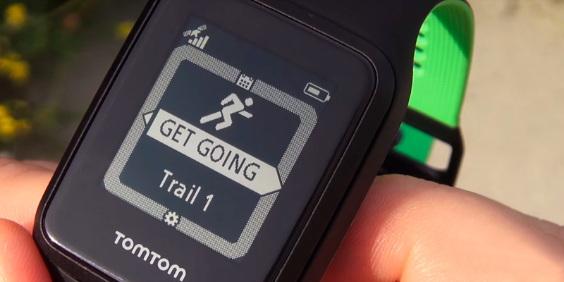 Review of TomTom Runner 3 GPS Running Watch