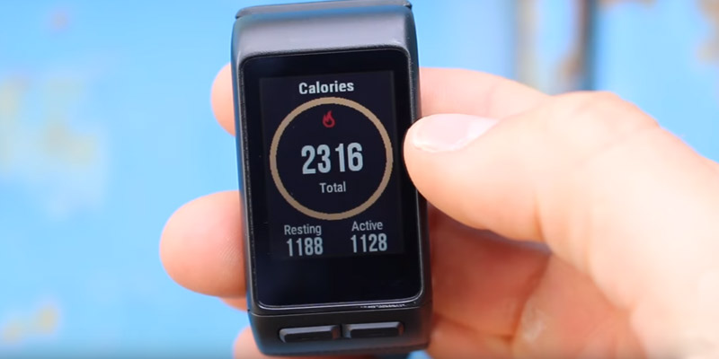 Detailed review of Garmin vivoactive HR GPS Smartwatch Black Regular