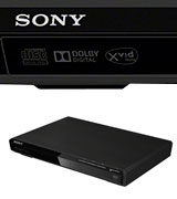 Sony DVP-SR170 DVD player with Multi-Playback